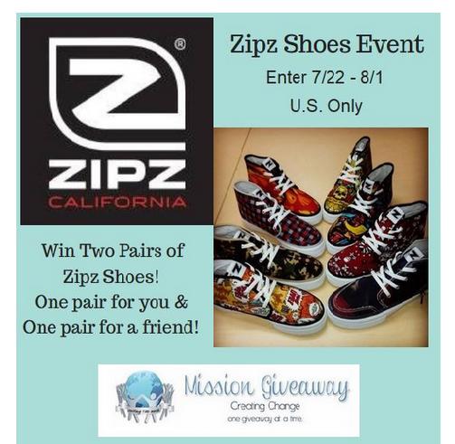 ZipzShoesMGevent