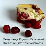 cranberryeggnogcheesecake