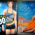Gaiam DVDs