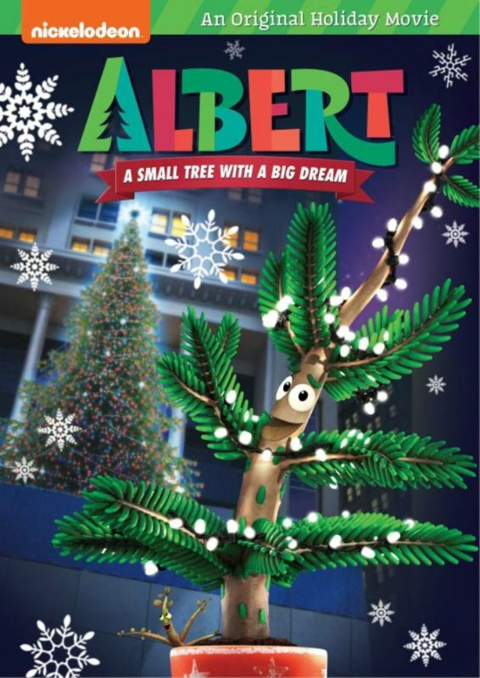 albert the christmas tree