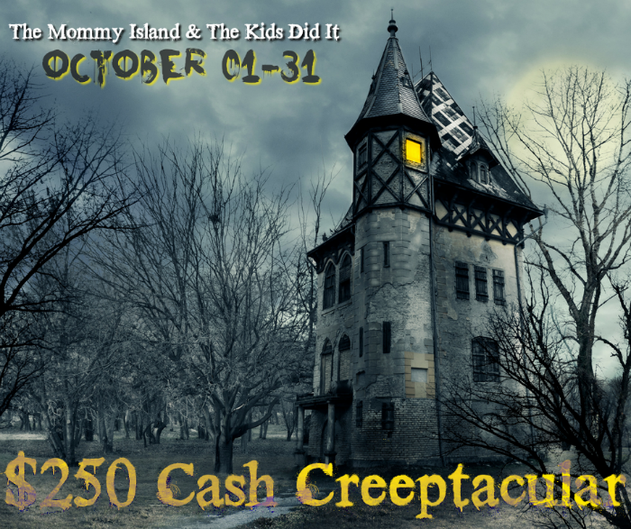 Halloween Cash Event