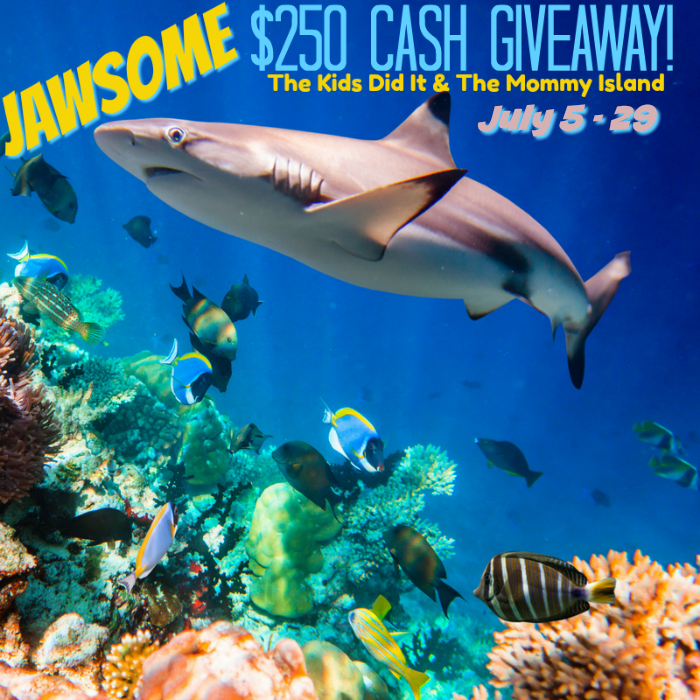 shark week cash event in july